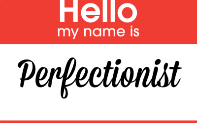 Are you a Perfectionist? Try this.