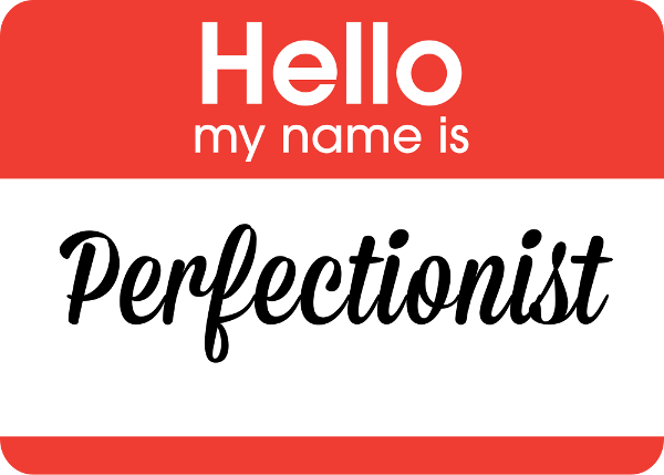 Are You A Perfectionist Try This Victoria Donahue
